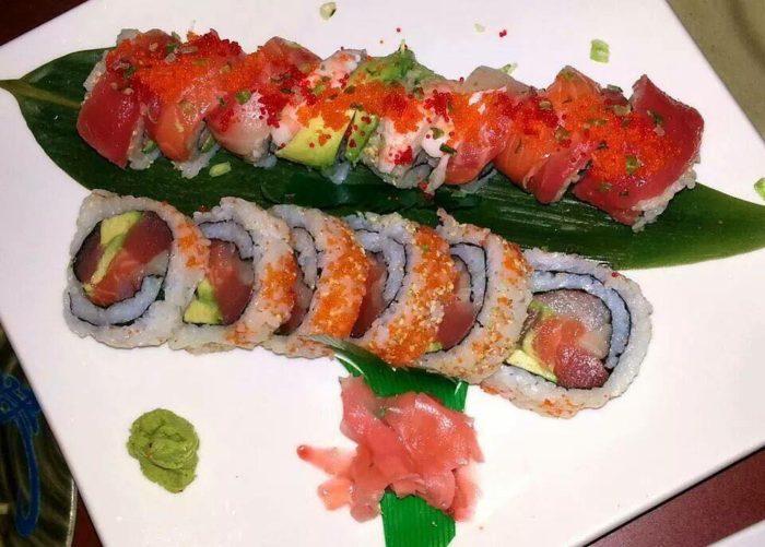 Asian Cafe Half Price Sushi