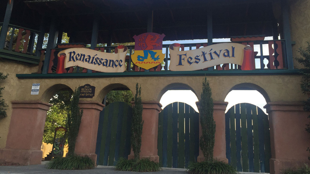 12 tips for making it through the Carolina Renaissance Festival like a boss (er…King).