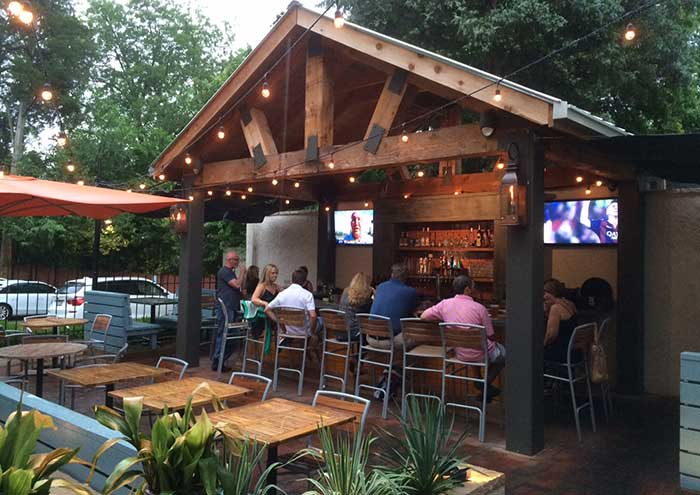 Winter is coming: Charlotte\'s 59 top patios to enjoy before it\'s ...
