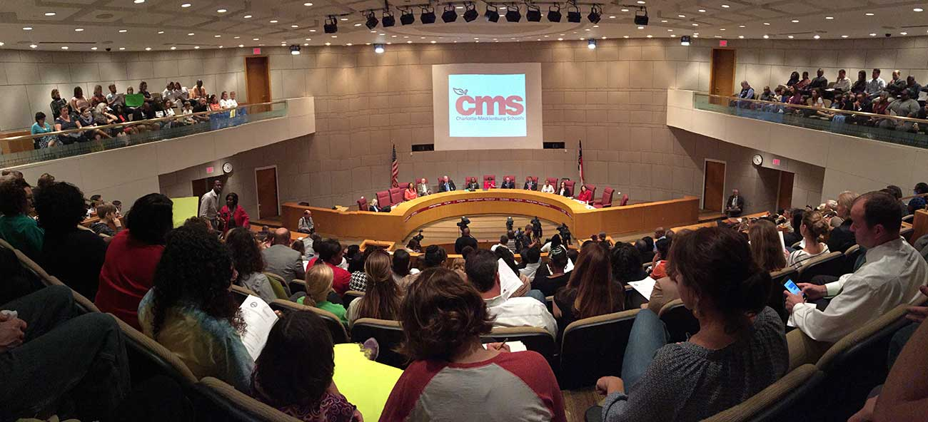 Charlotte's school board is setting itself up to fail. Here's what they should do instead