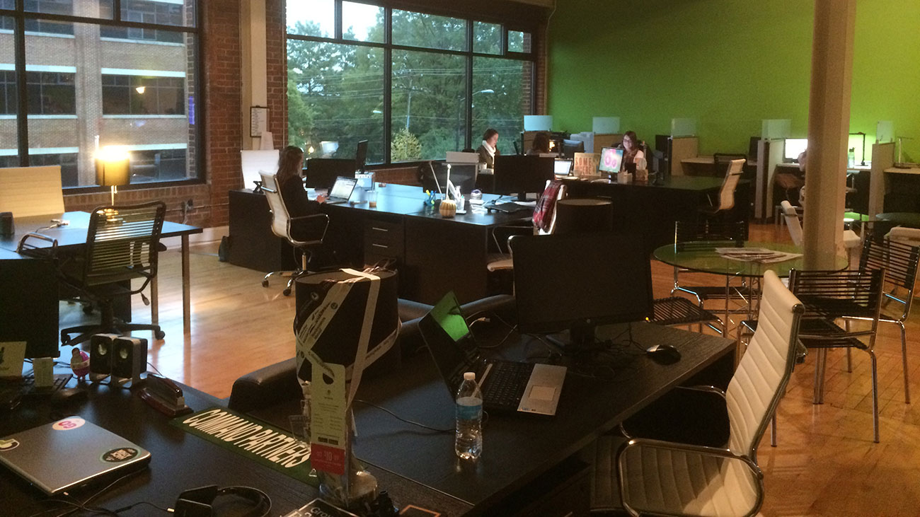 Cribs: Command Partners might just be the most interesting place to work in Charlotte