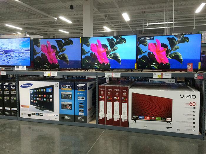 bj wholesale tv