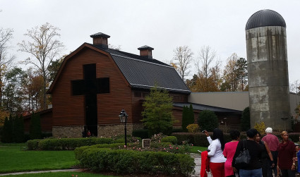 As Charlotte battles social injustice, churches are stepping up to the...