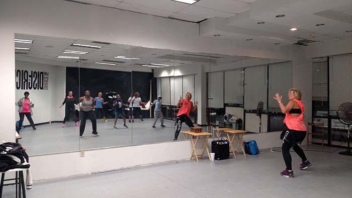 Dance District