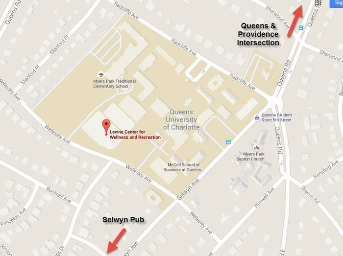 Levine-Center-Location