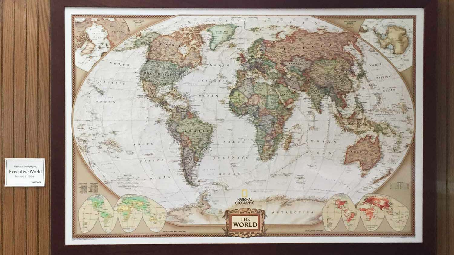 the map shop invites agenda readers to get 20 off any framed map