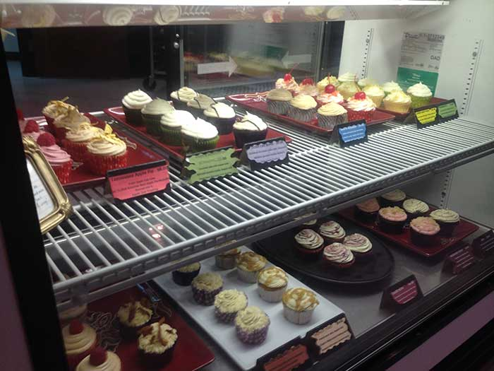 fumanchu cupcakes