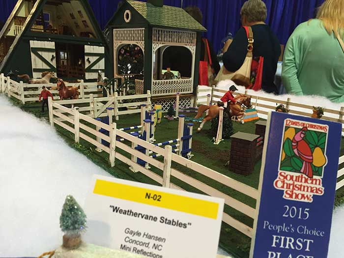Southern-christmas-show-enchanted-village-1