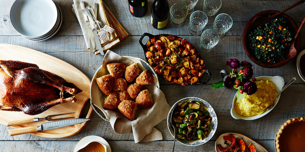 Save yourself the trouble and indulge in one of these multi-course Thanksgiving meals instead