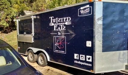 Beer-inspired food truck opening today in collaboration with Wooden Robot
