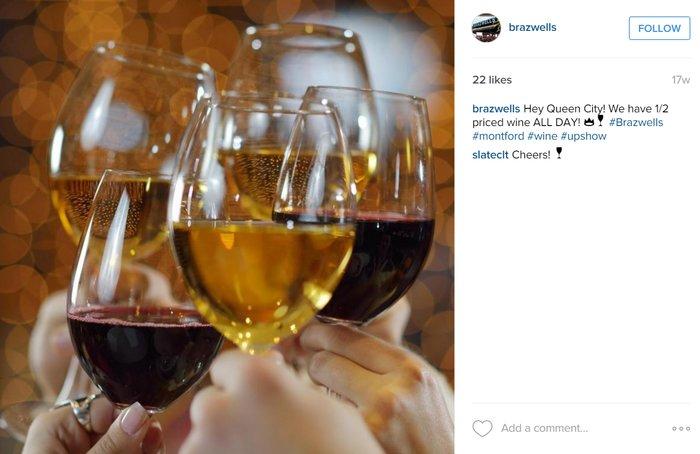 brazwells wine