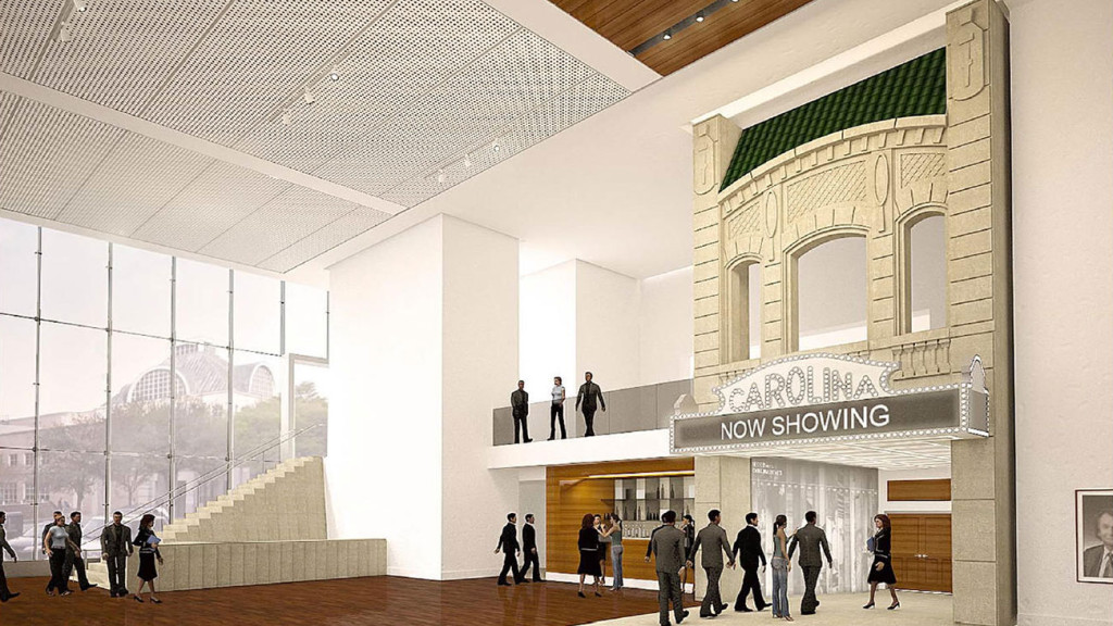 Insight: This is why the Carolina Theatre renovation works