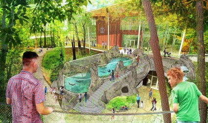 The Charlotte Nature Museum at Freedom Park is going to be...
