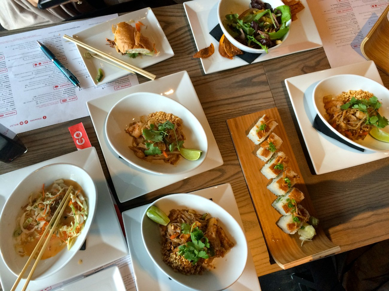 CO is now open at Park Road Shopping Center. Preview the menu (14 photos)