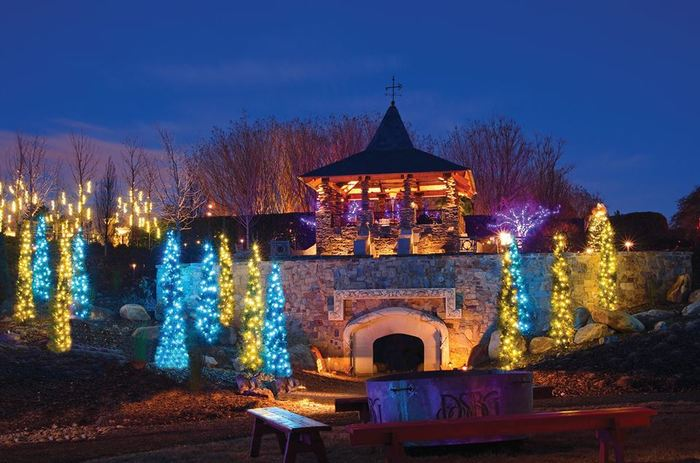 Things to do on black friday in and around charlotte that don 39 t involve getting trampled for Daniel stowe botanical garden coupon