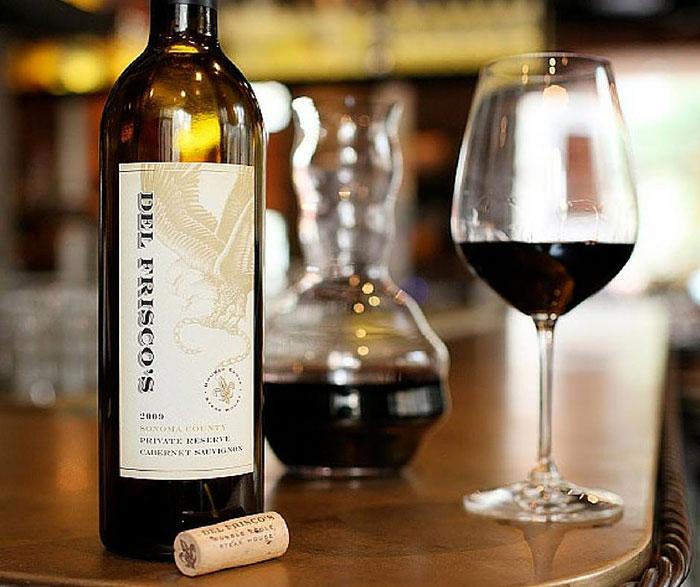 del-friscos-wine