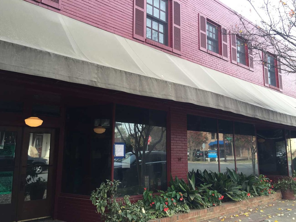 A new wine bar is coming to the old Dilworth Billiards space