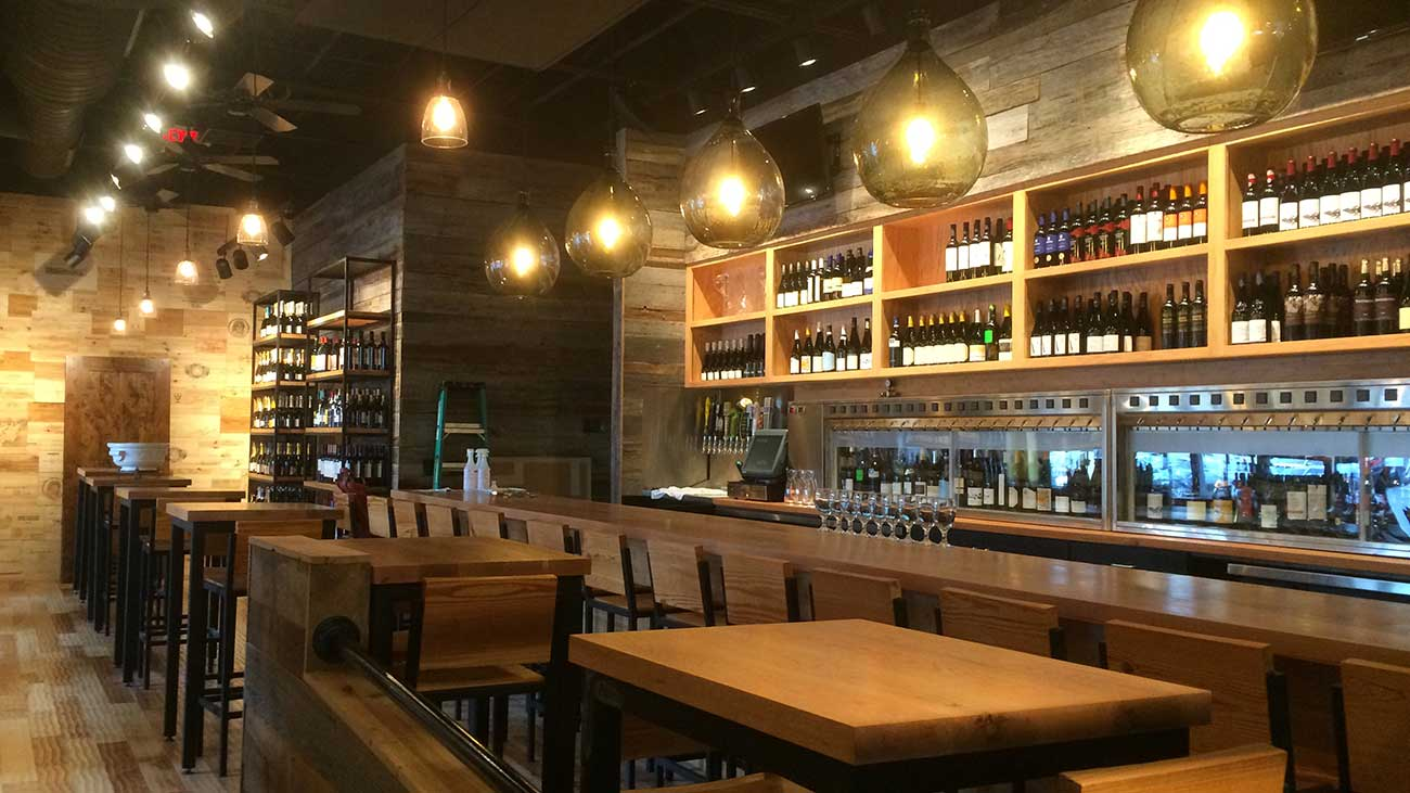 NOW OPEN: Everything you need to know about Foxcroft Wine Co.'s new wine bar in Dilworth