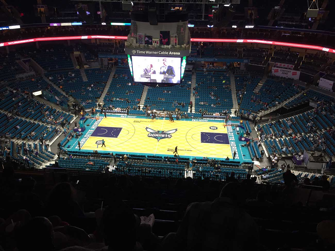 how to attend a charlotte hornets game this year