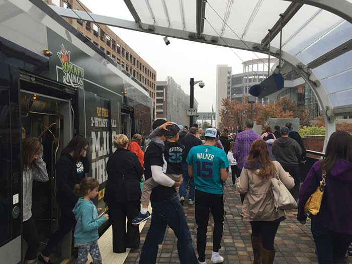 hornets-light-rail
