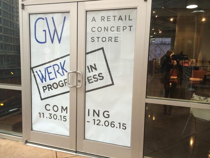 GW Goodwill shop
