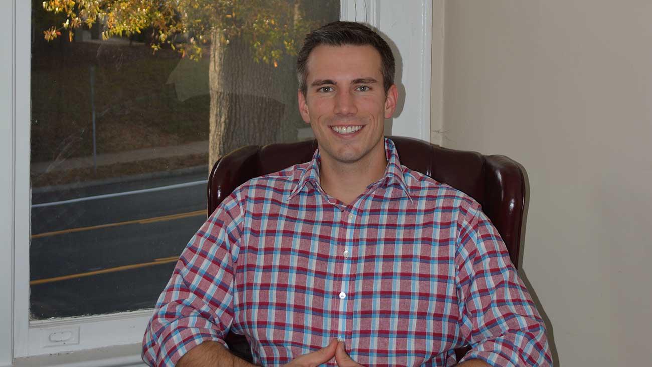 Work life of Justin Agans, startup lawyer at Spengler & Agans
