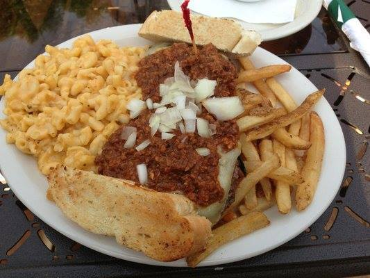 Kennedy's Garbage Plate