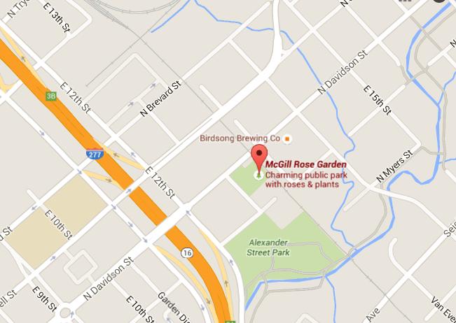mcgill map