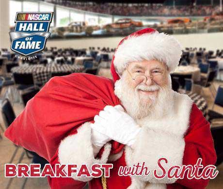 nascar-hall-of-fame-santa-breakfast