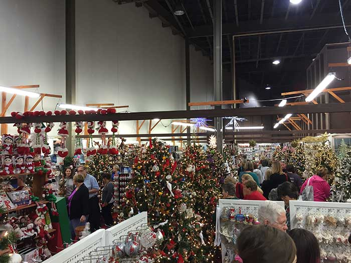 Christmas Show Charlotte.The 9 Things I Love About The Southern Christmas Show