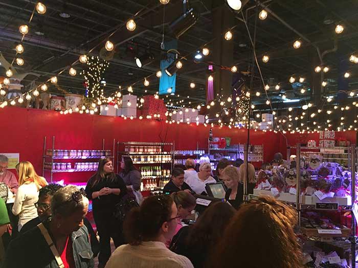 southern christmas show nc food 3