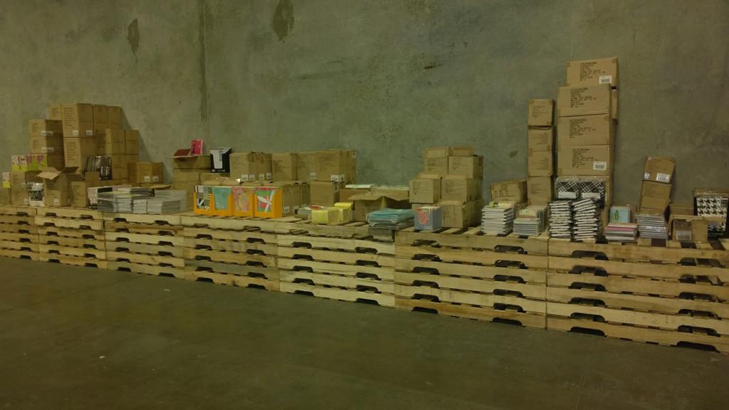 INSIDER: Here's a sneak peek of next week's Studio C school supply sample sale