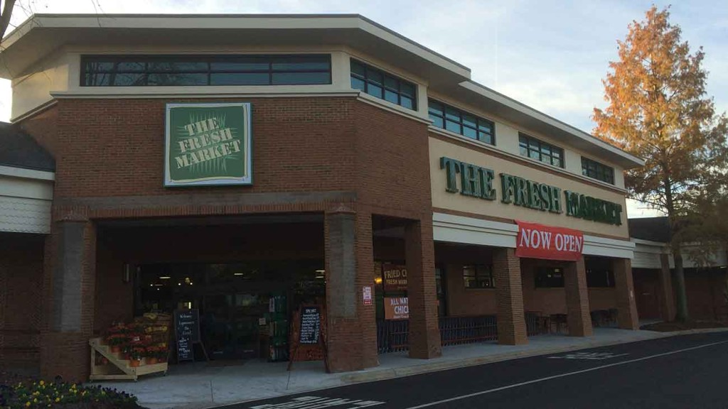 Dilworth's new Fresh Market, the most interesting market in the world
