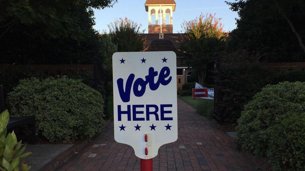 Only 20 percent of Mecklenburg County votes came from people under 40