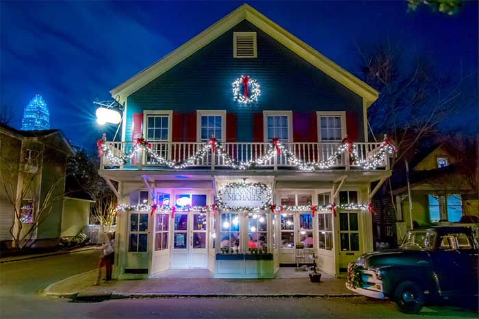 9 Reasons You Should Attend The Fourth Ward Holiday Home Tour This  - Michaels Christmas Lights