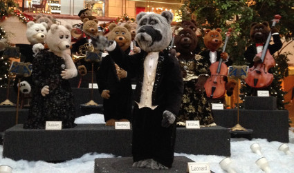 The Leonard Bearstein Symphony Orchestra: Charlotte's creepiest holiday tradition