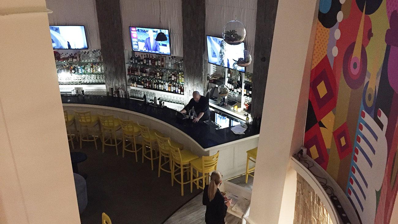 New Jack-of-all-trades restaurant uptown: Bella Fresco Café