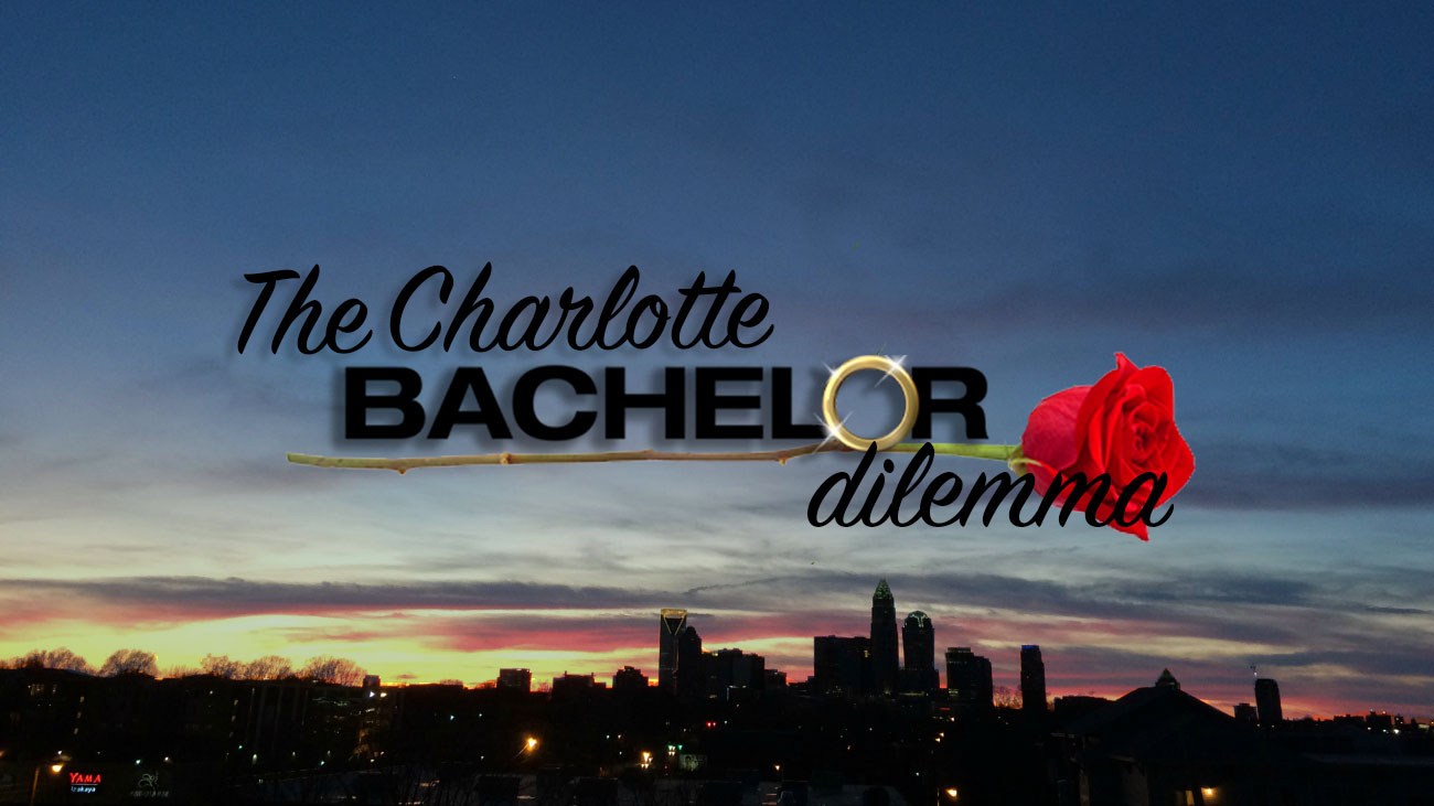 Does Charlotte have an eligible bachelor problem?
