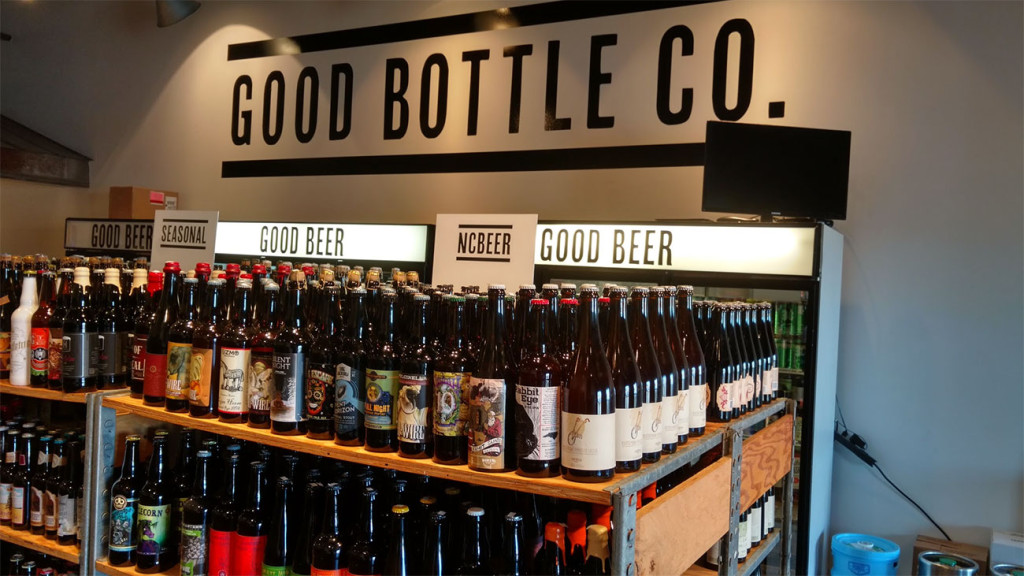 It's the second annual toy drive at Good Bottle Co.