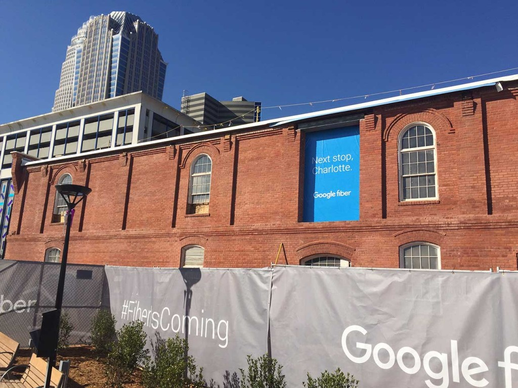 There's finally an answer on the Dixie's Tavern building — Google Fiber