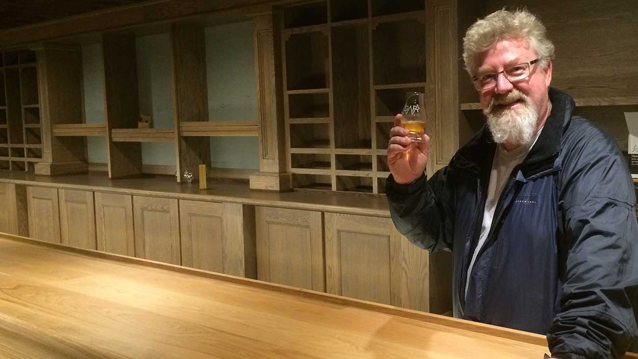 INSIDER: New Great Wagon Road Distillery & sister bar The Broken Spoke are jaw-dropping