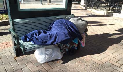 Has Charlotte made progress in ending homelessness?