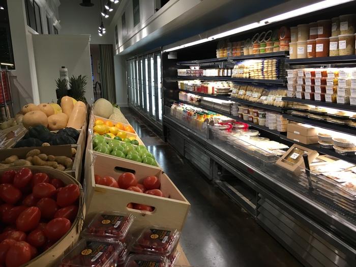 reid's produce section