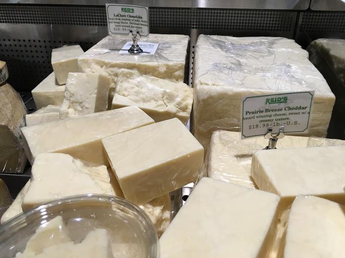 reid's cheese