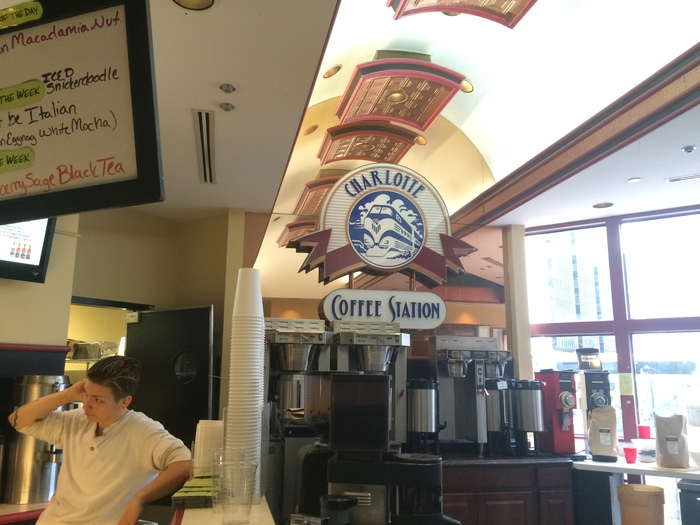 Charlotte Coffee Station
