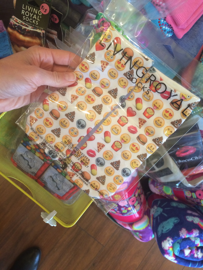 candy-girl-emoji-socks