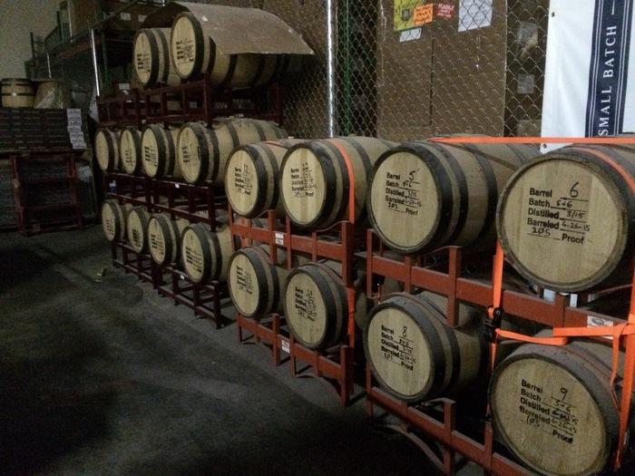 whiskey barrels wagon road charlotte