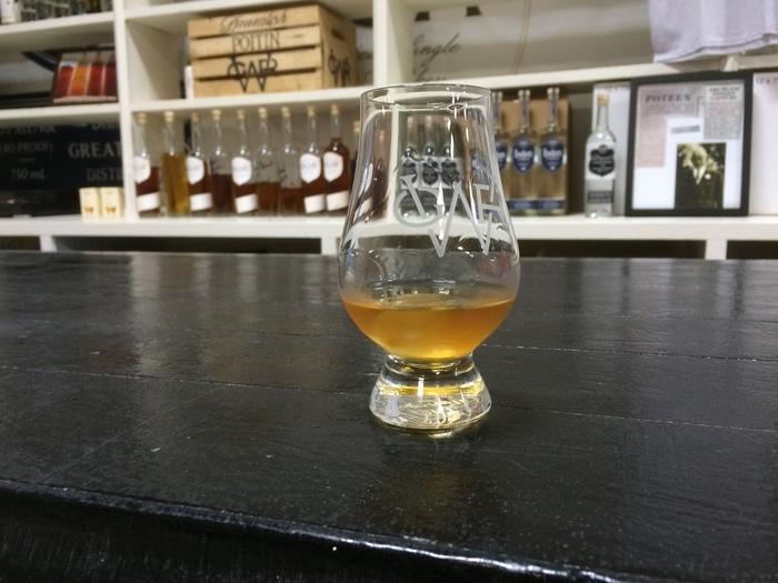 the great wagon road distilling taste test