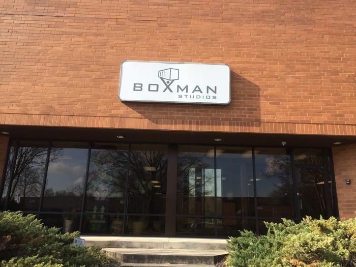 boxman studios office charlotte