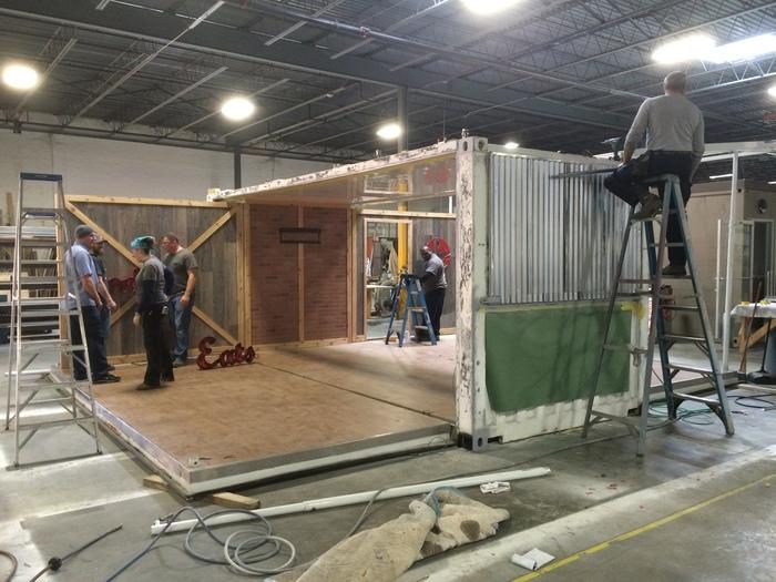 boxman studios shipping container